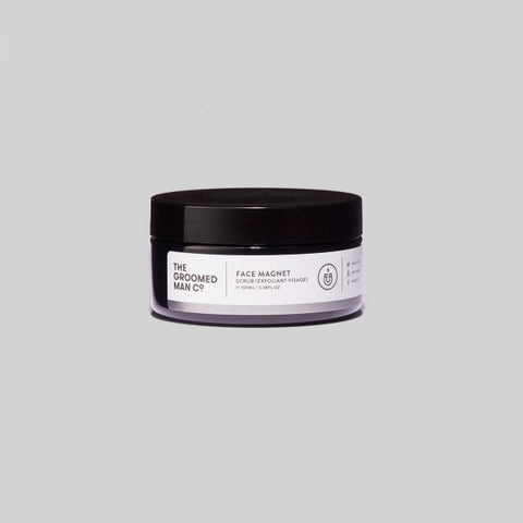 The Groomed Man Co. | Face Magnet Scrub