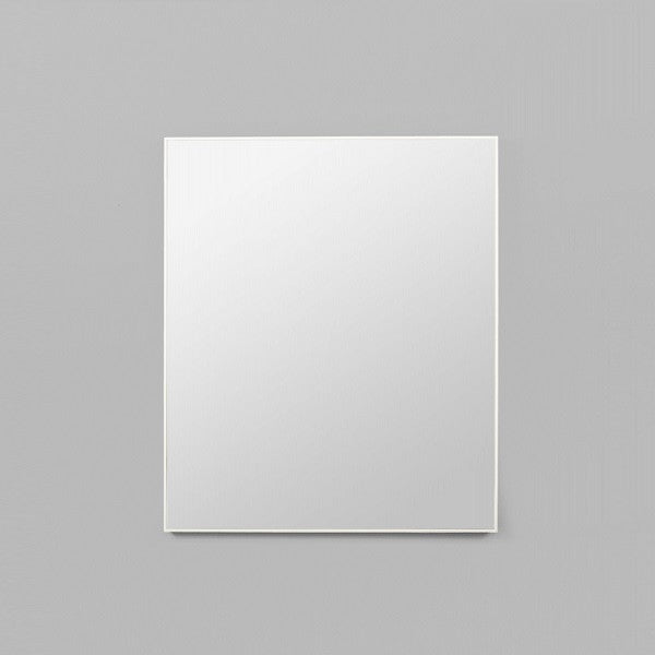 Middle of Nowhere | Flynn Rectangle Mirror White