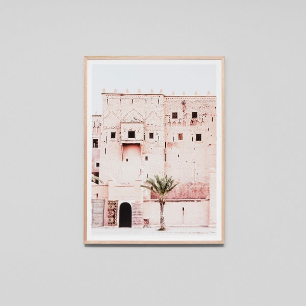 Middle of Nowhere | Moroccan Tower
