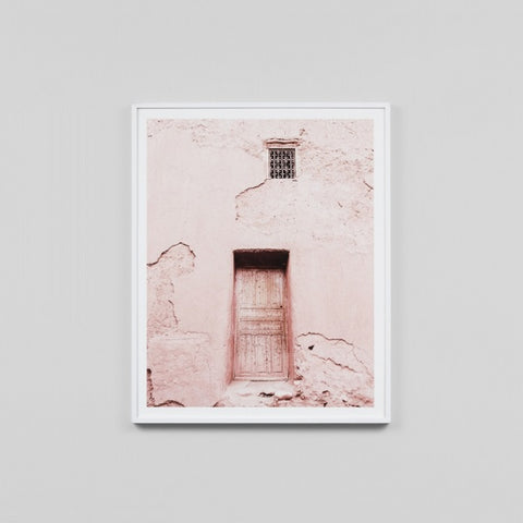 Middle of Nowhere | Pink Door 1