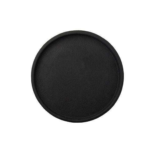 ZAKKIA | Concrete Tray Large Black | Decor
