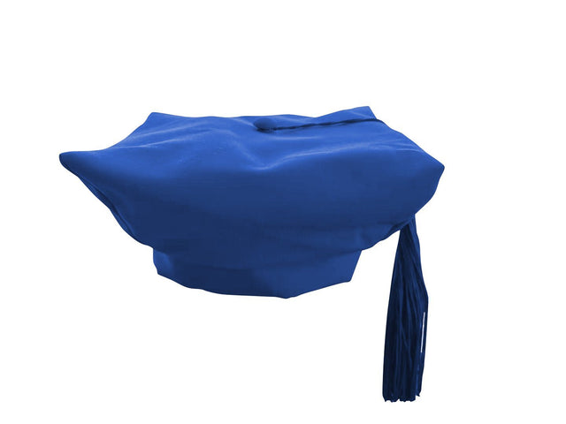 Royal Blue Choir Cap - Churchings