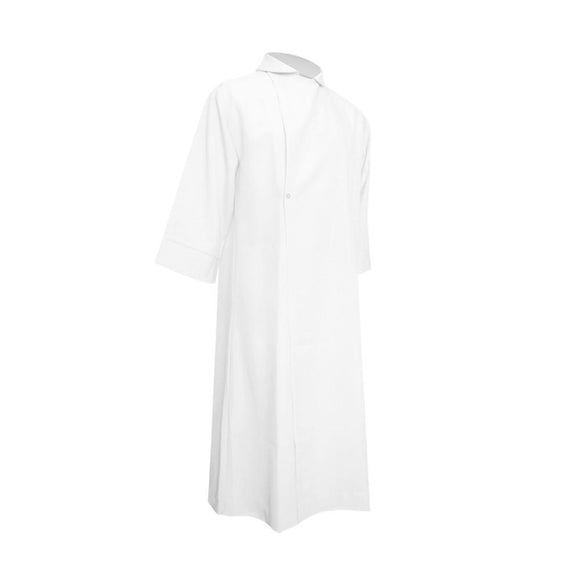 White Choir Cassock - Churchings