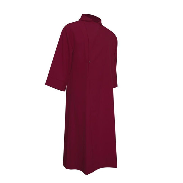 Maroon Choir Cassock - Churchings