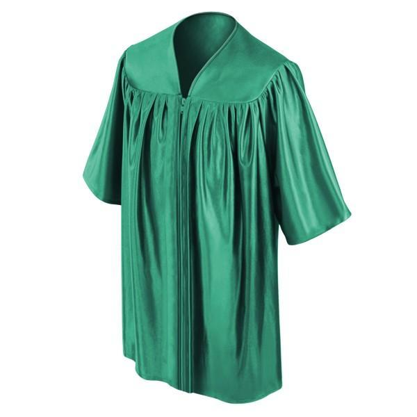 Child's Emerald Green Choir Robe - Churchings