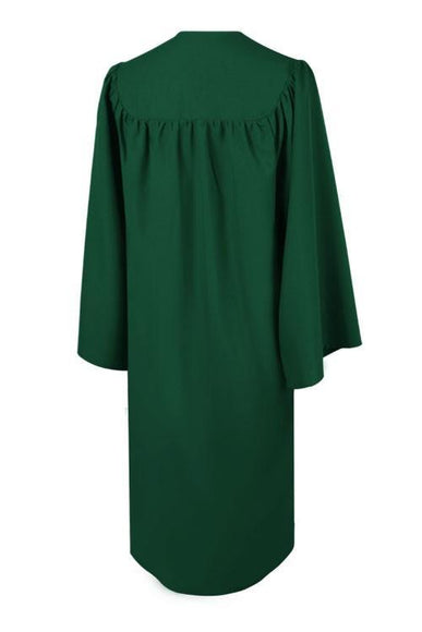 Matte Hunter Choir Robe - Churchings