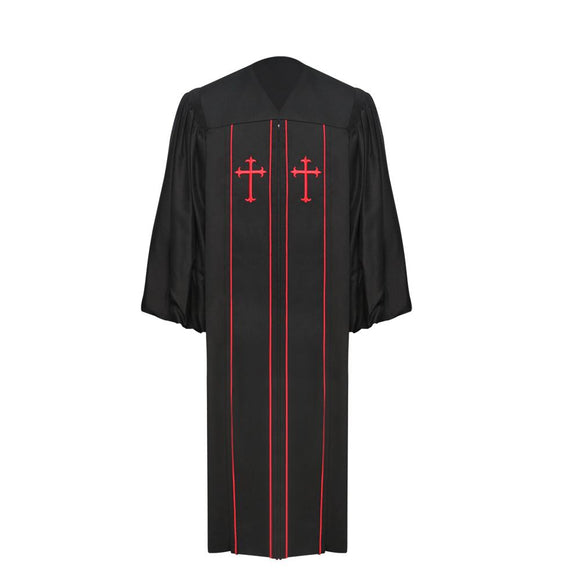 Clerical Pulpit Robe - Churchings