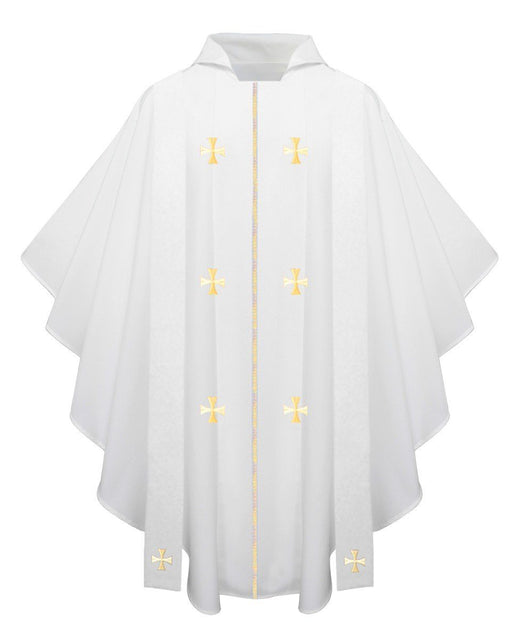 White Chasuble - Churchings