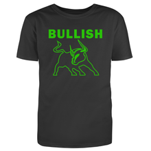 Load image into Gallery viewer, Bullish T-Shirt