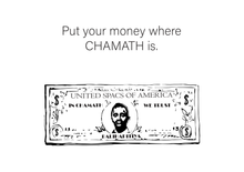 Load image into Gallery viewer, Put your money where CHAMATH is. SPAC Bill Combo T-Shirt