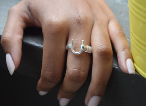 Crucian Hook Ring