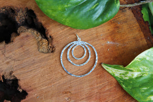 Three Circle Pendant