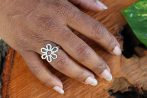 Kool Flower Ring