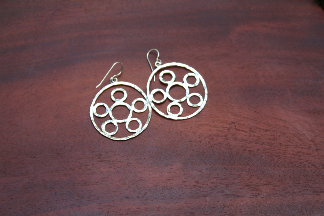 Friendship Circle Earrings