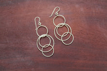 Load image into Gallery viewer, Multi-Circle Earrings