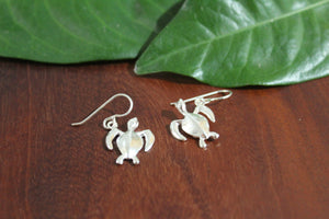 Leatherback Turtle Earrings