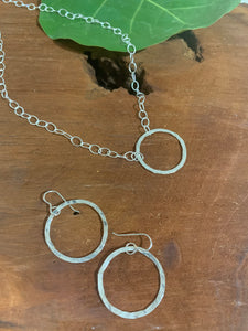 Circle of Life Necklace Set