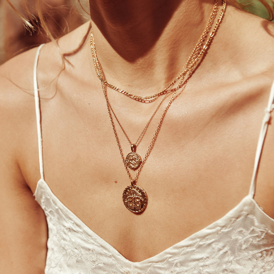 Venus Goddess Necklace
