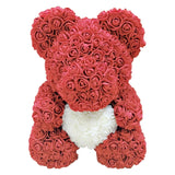Valencia Teddy Rose Bear
