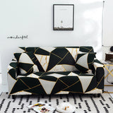 Elevate Your Space Geometric Elastic Sofa Cover for Living Room