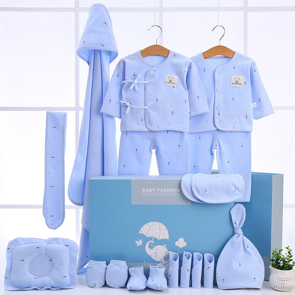 Luna Newborn Clothing set Pure Cotton