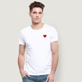 Edward Love-Heart Breathable T-shirt Unisex