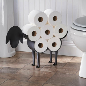 Sheep Decorative Toilet Paper Holder