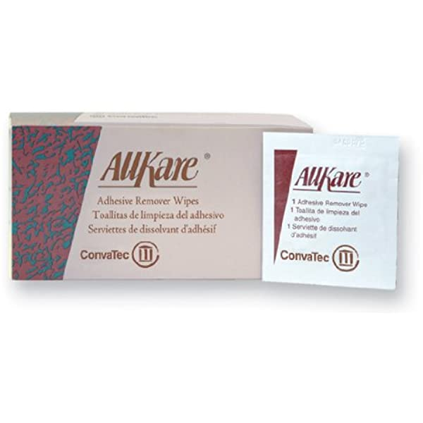 ALLKARE ADHESIVE REMOVER WIPE /EACH