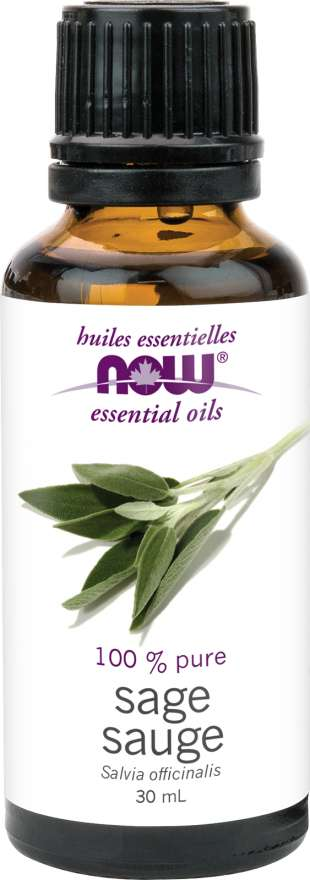 NOW SAGE ESSENTIAL OIL