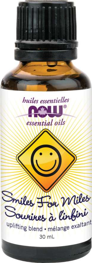 NOW SMILES FOR MILES OIL