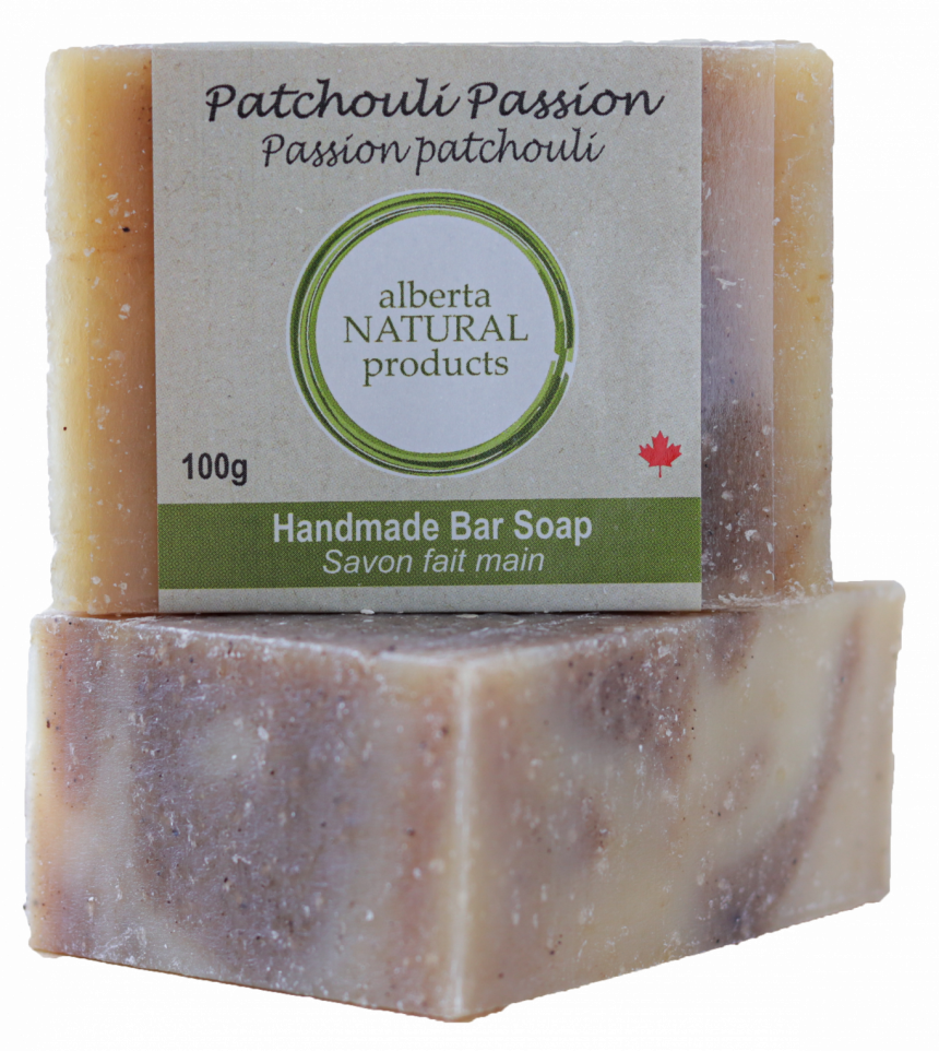 ANP PATCHOULI PASSION SOAP