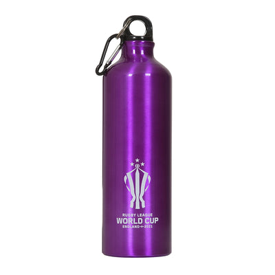 Tournament Logo Bottle - Rugby League World Cup 2021 Shop