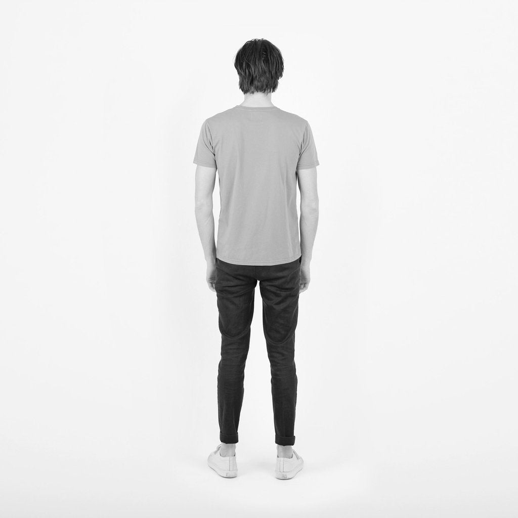 Classic Organic Tee Lava Grey from Colorful Standard | t-shirts | Packyard