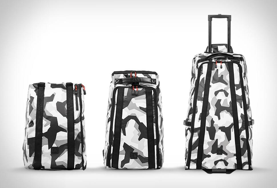 The Base 15L Camo from Douchebags | Tasker Backpack | Packyard