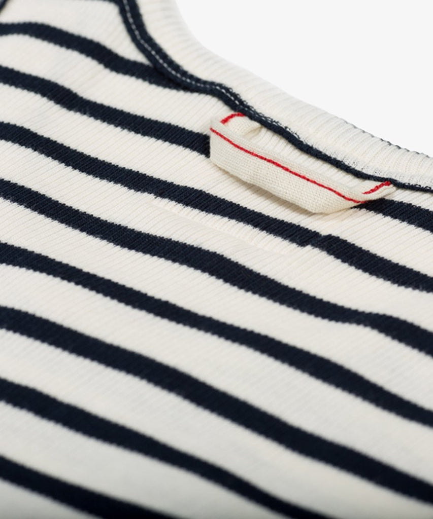 Gari Tank Top Breton Stripe from Hemen Biarritz | underwear | Packyard