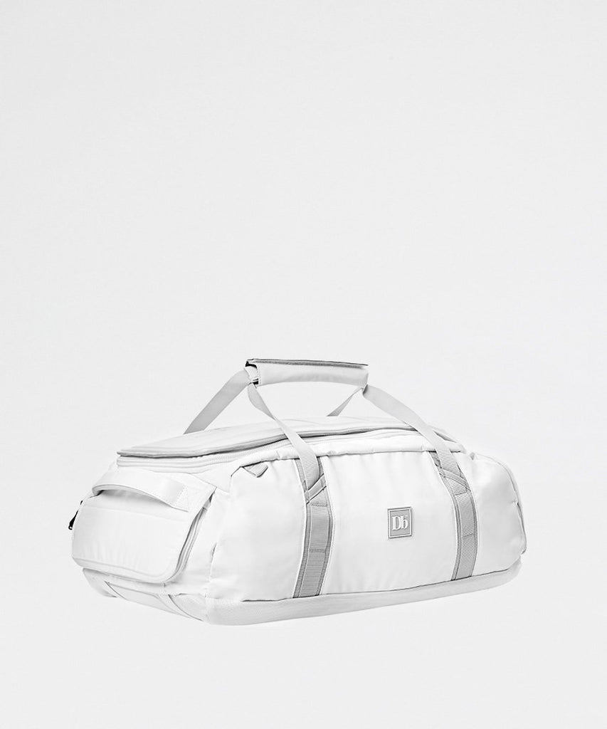 The Carryall 40L Pure White from Douchebags | Tasker Duffel | Packyard