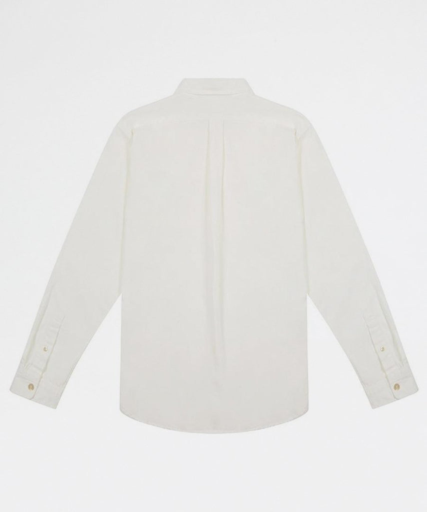 Terry Shield Shirt Vintage White from Deus Ex Machina | shirts | Packyard