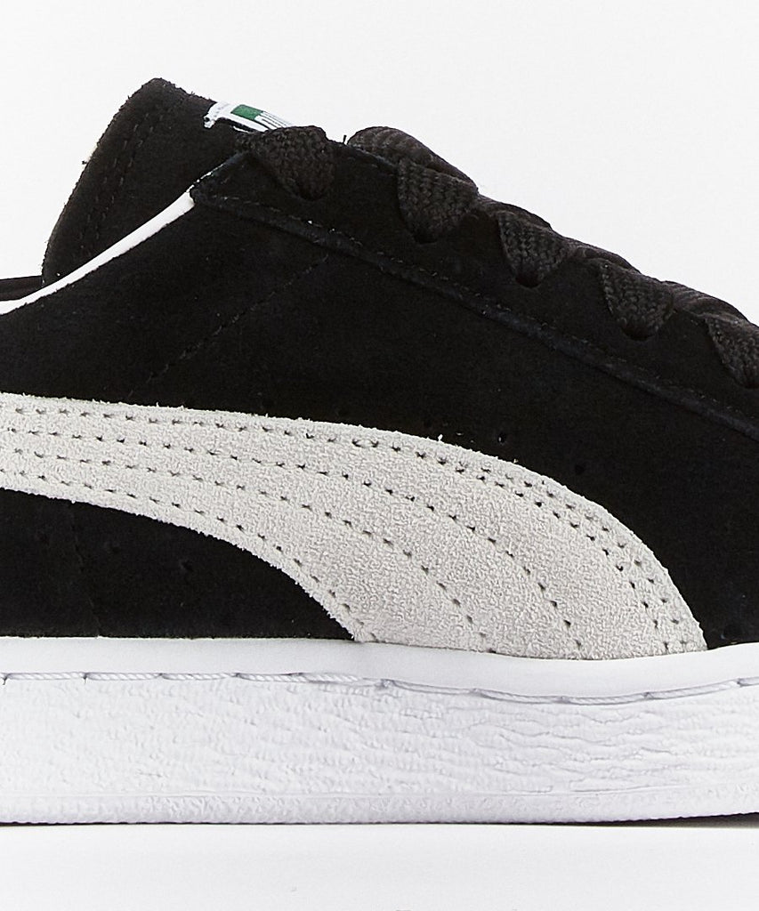 Suede Classic ECO Black/White from Puma | UDSOLGT | Packyard