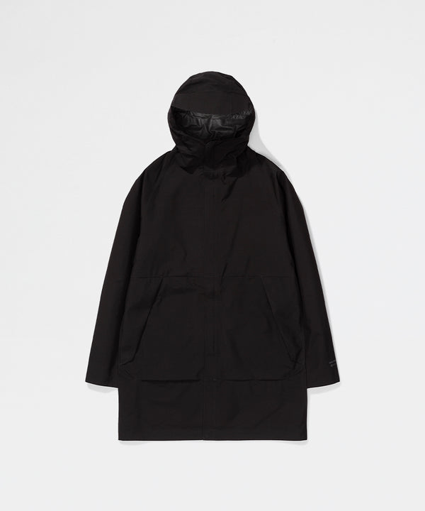 Rokkvi Shell Gore Tex Black from Norse Projects | jackets | Packyard