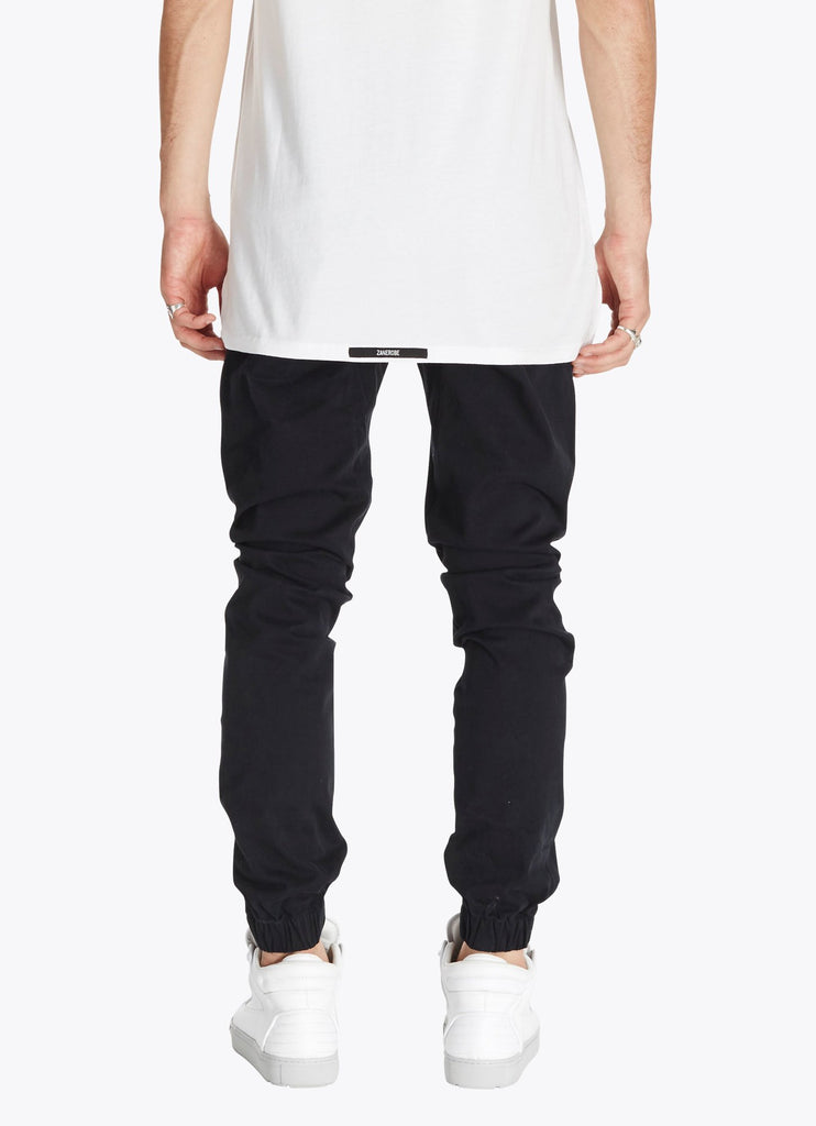 Sureshot Jogger Black from Zanerobe | trousers | Packyard