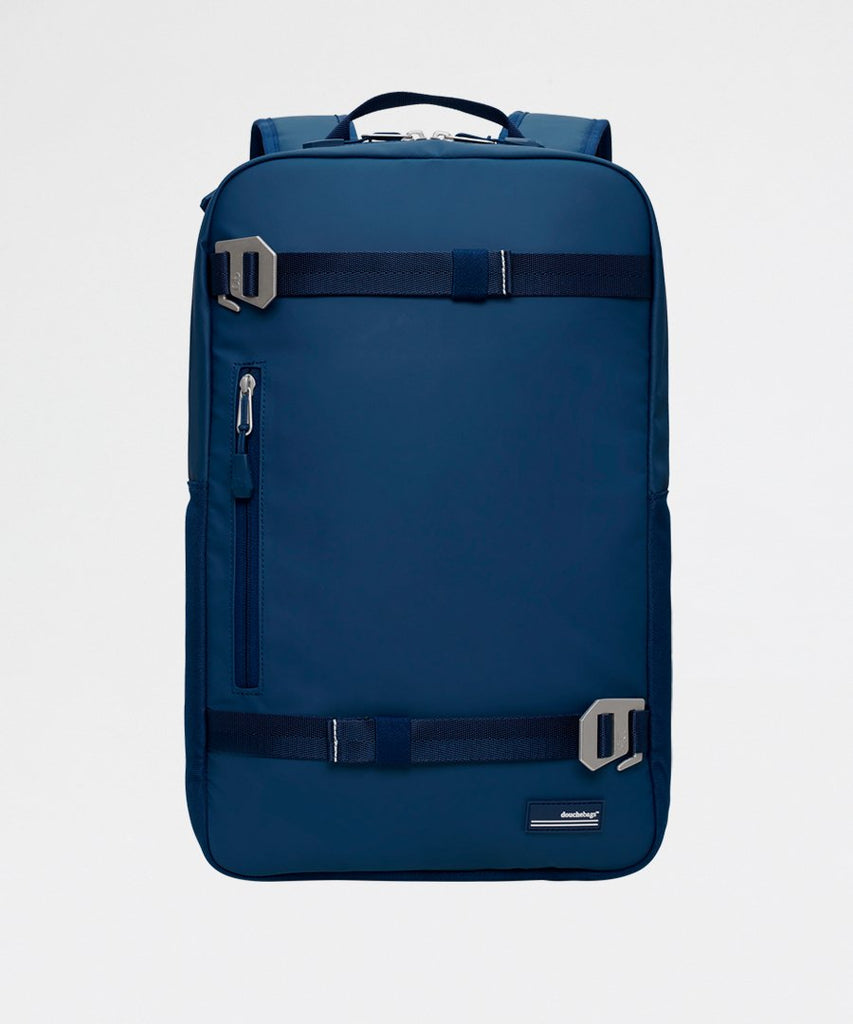 The Scholar Deep Sea Blue from Douchebags | Tasker Backpack | Packyard