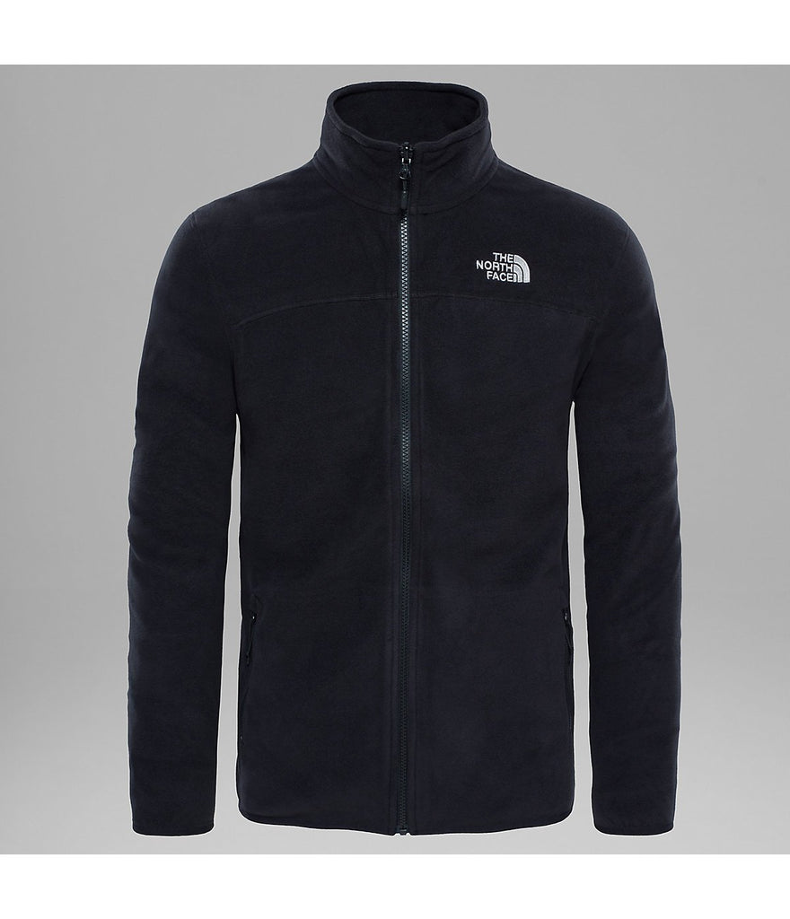 M 100 Glacier FZ Black from The North Face | UDSOLGT | Packyard