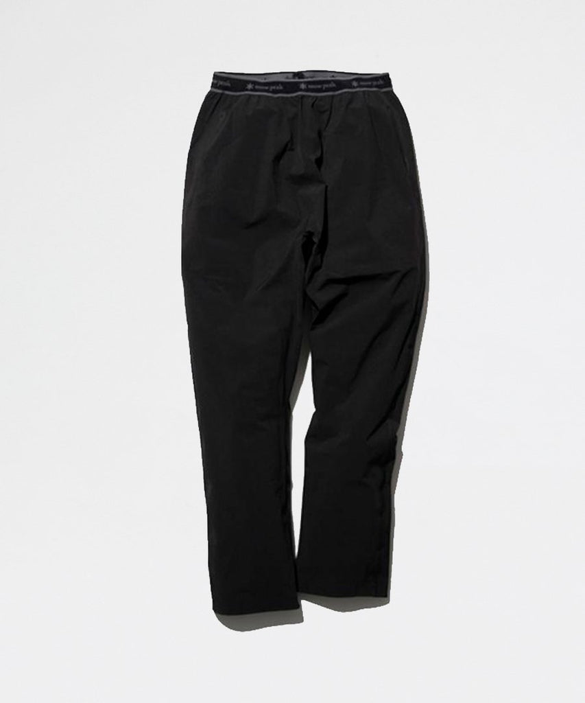 DWR Seamless Pants Black from Snow Peak | trousers | Packyard