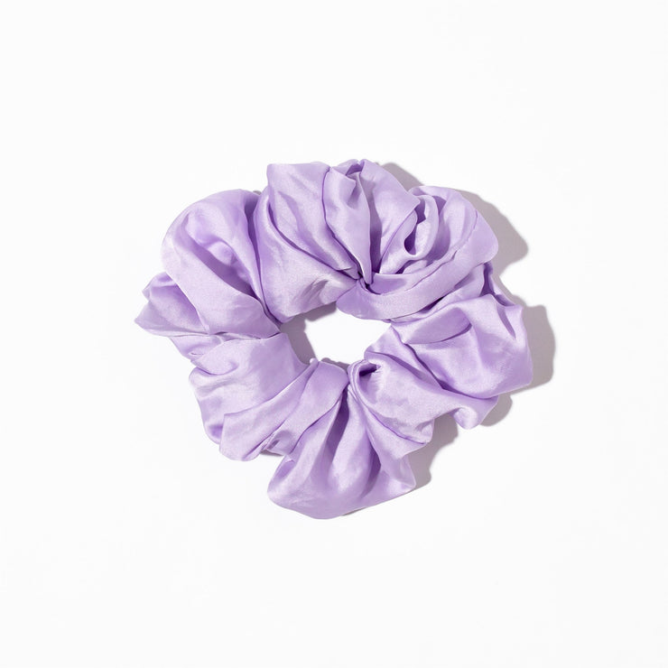 Jumbo Satin Scrunchie Collection - Soulful Scrunchies