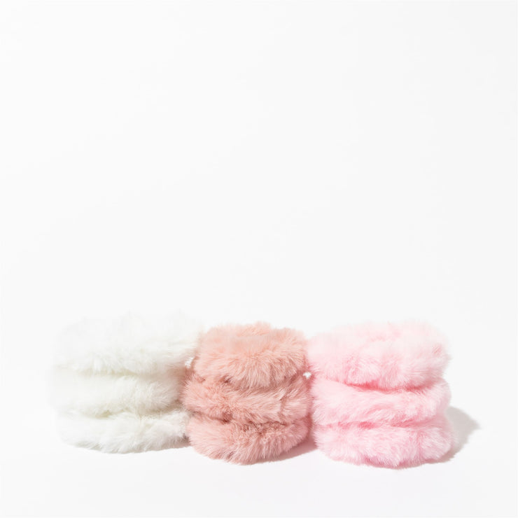 Fuzzy Furry Scrunchie Collection - Soulful Scrunchies