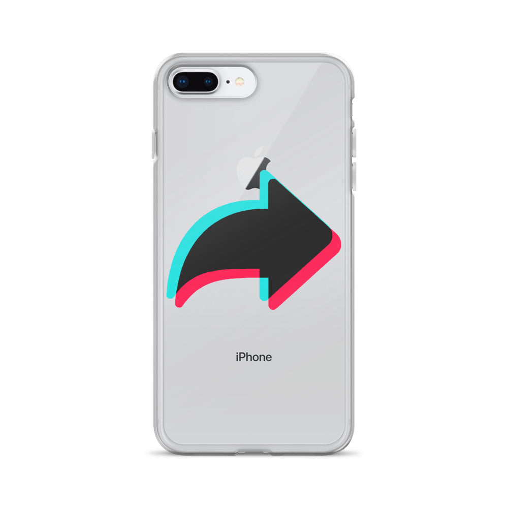iPhone Send Icon Case