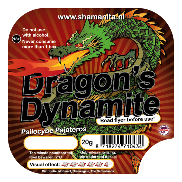 Magic Truffel Dragons Dynamite