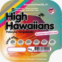 Magic Truffel High Hawaiians