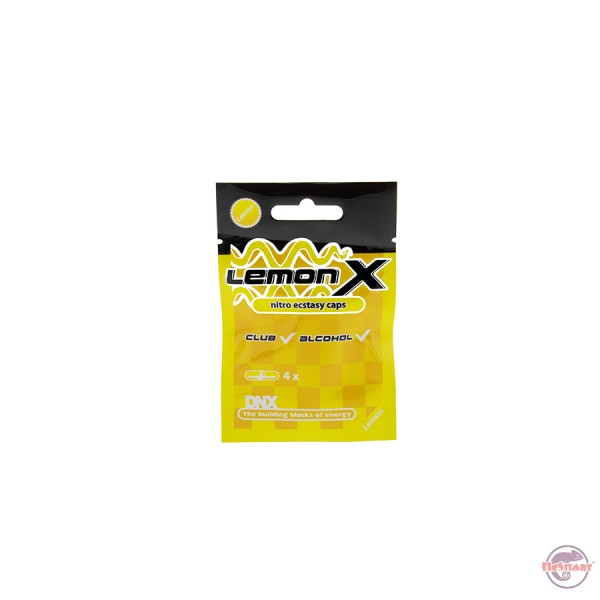 Lemon X - 4 caps