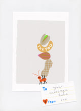 Load image into Gallery viewer, Mini Print ' Nuts for You '